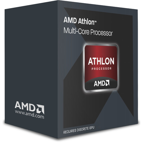 AMD Athlon X4 Quad-Core 840 3.1 GHz Desktop Processor
