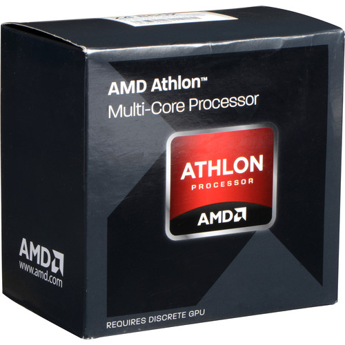 AMD Athlon X4 860K 3.7 GHz Quad-Core FM2+ Processor