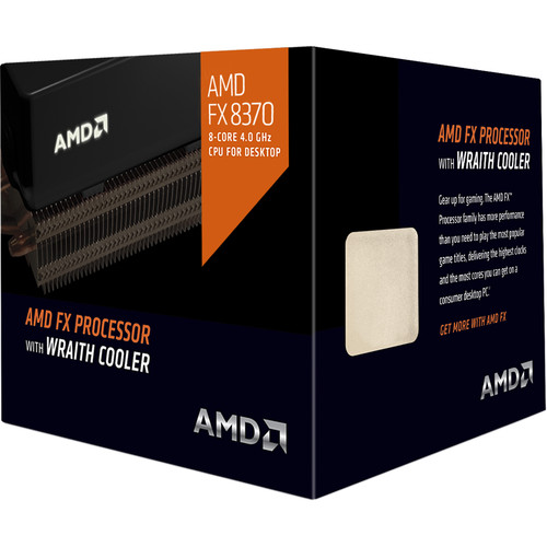 AMD FX-8370 Black Edition 4.0 GHz Eight-Core AM3+ Processor