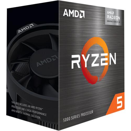 AMD Ryzen 5 5600G 3.9 GHz Six-Core AM4 Processor