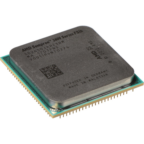 AMD Sempron 2650 Dual-Core Accelerated Processor with Radeon R3 Series Graphics