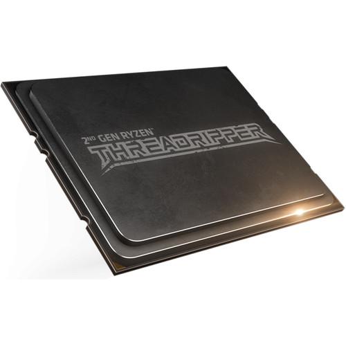 AMD Ryzen Threadripper 2990WX 3.0 GHz 32-Core sTR4 Processor