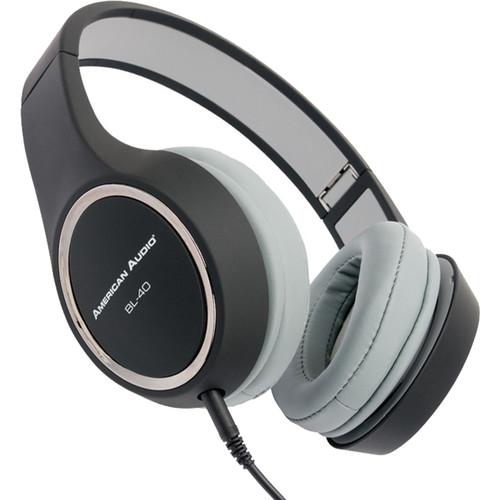 American Audio BL-40 Headphones