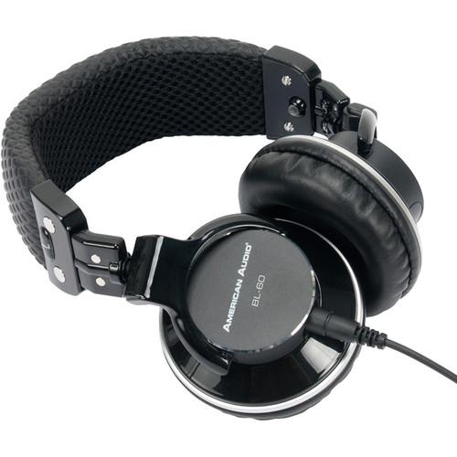 American Audio BL-60 Headphones