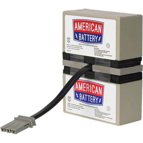 American Battery Company UPS Replacement Battery RBC32