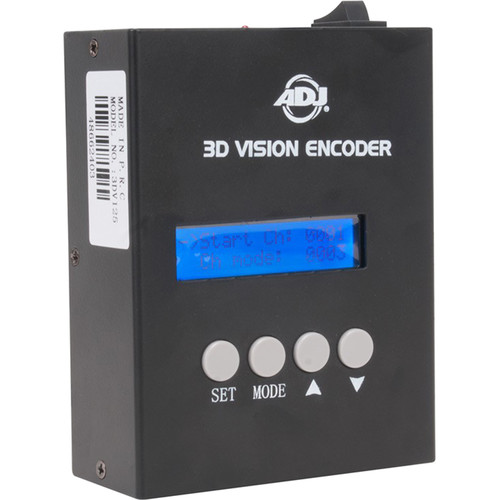 American DJ 3D Vision Encoder for 3D Vision Panel