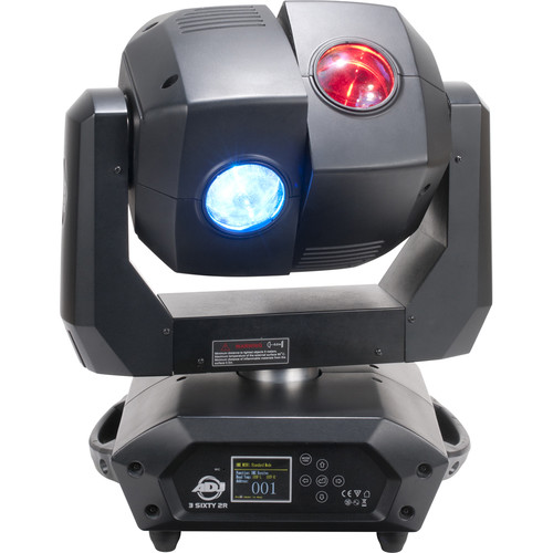 American DJ 3 Sixty 2R Dual Moving Head Light