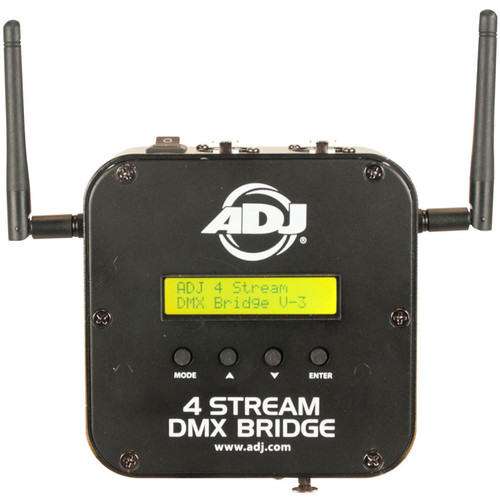 American DJ 4-Stream DMX Bridge for ADJ Airstream DMX Pro