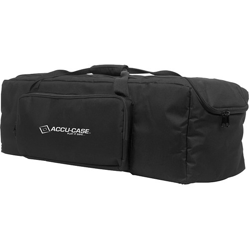 American DJ Accu-Case F8 Par Bag for up to 8 Slim LED Pars (Black)
