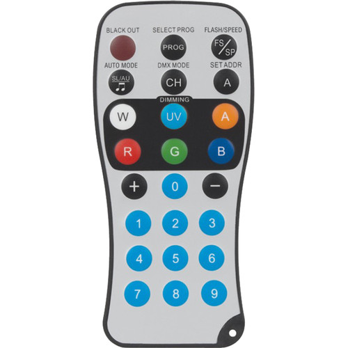 American DJ ADJ LED RC4 - Wireless Remote for Mega 64 HEX Pak