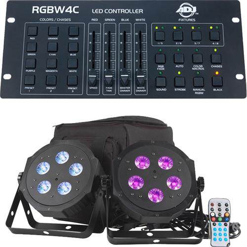 American DJ VPar System