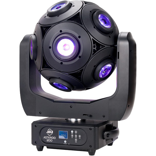 American DJ Asteroid 1200 RGBW LED Spherical Centerpiece Effect