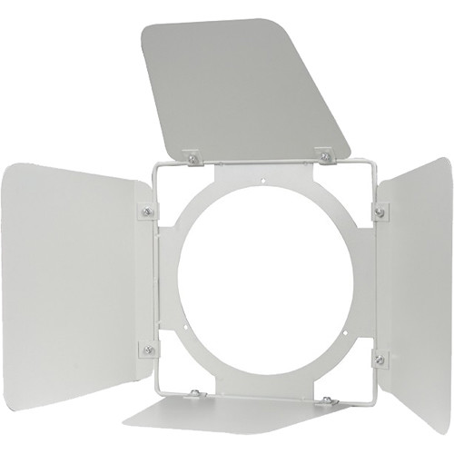 American DJ 4-Way Barndoor Set for COB Cannon Lights (White)