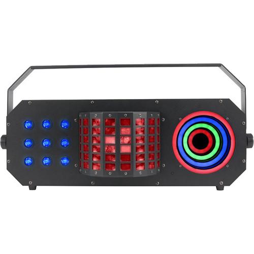 American DJ StarTec Series Boom Box FX3 - 3-FX-In-1 LED Party Light