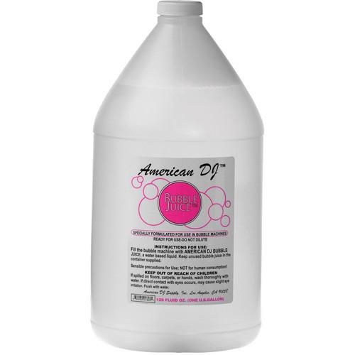 American DJ BUB/G Bubble Juice (1 Gallon)