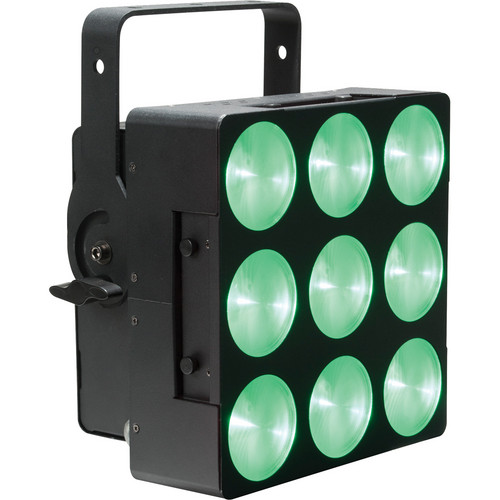 American DJ Dotz Brick 3.3 - 3 x 3 RGB LED Light Fixture