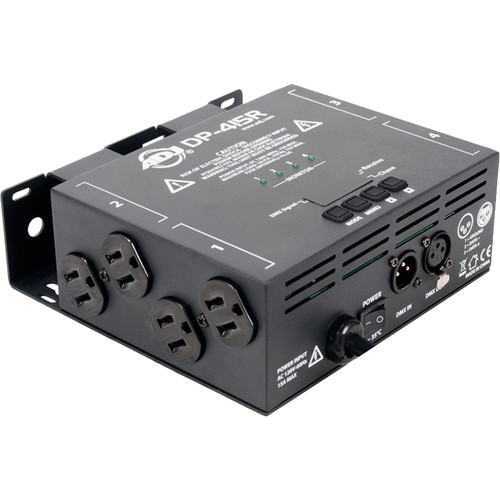 American DJ DP-415R 4-Channel Dimmer / Switch Pack