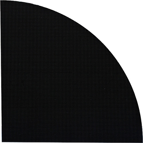 "American DJ Design Series DS4 Quarter-Circular Video Panel (20 x 20"",Top Right)"