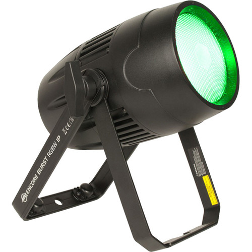 American DJ Encore Burst RGBW IP Outdoor Rated Wash Blinder Strobe Light