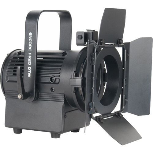 American DJ Encore FR20 DTW Dimmable Warm White LED Fresnel