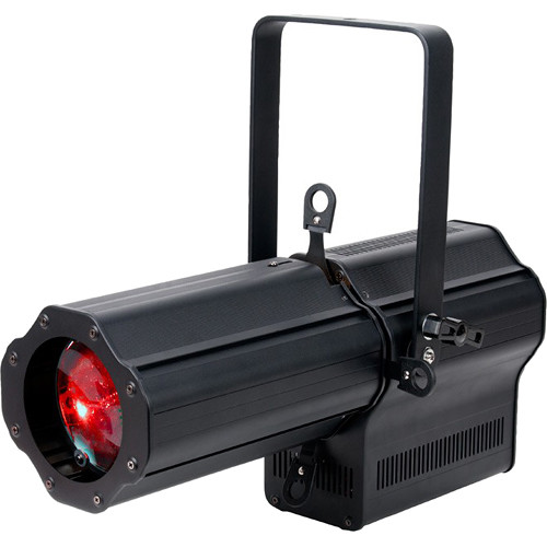 American DJ Encore Profile 1000 Color RGBW LED Ellipsoidal with Manual Zoom and 12-30° Zoom