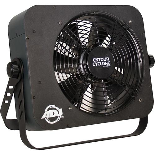 American DJ Entour Cyclone Variable Speed Fan