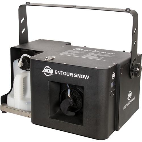 American DJ Entour Snow Professional Snow Machine