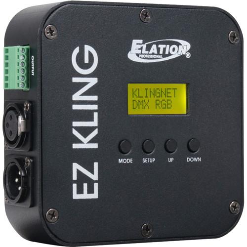 American DJ EZ Kling RJ45 to DMX / RJ45 to KlingNet Controller
