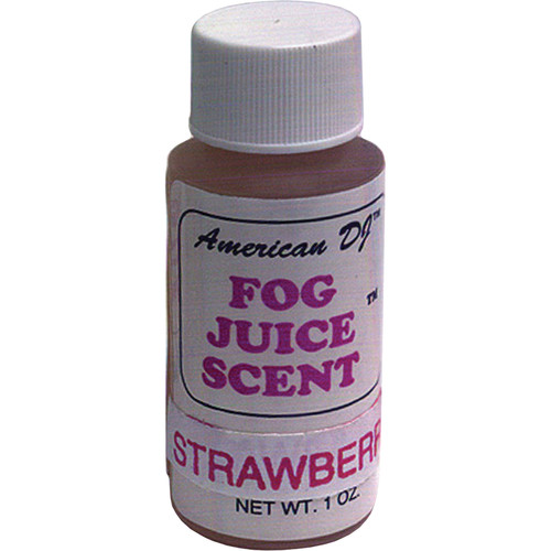 American DJ F-Scent for Fog Juice Scent (Strawberry)