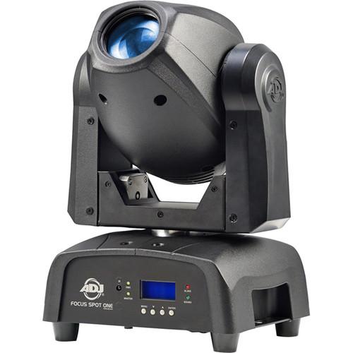 American DJ Focus Spot One Rotating LED Head