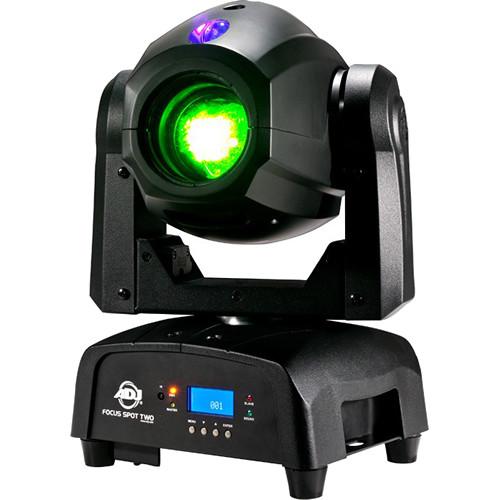 American DJ Focus Spot Two Rotating LED Head