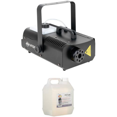 American DJ Fog Machine Kit with VF1300 Fog Machine and Fog Fluid