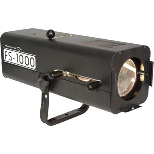 American DJ Followspot with 575W Halogen Lamp/L/FS-1000