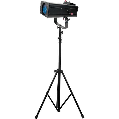 American DJ FSL101 System with FS600 LED Followspot and LTS-6 Tripod Stand
