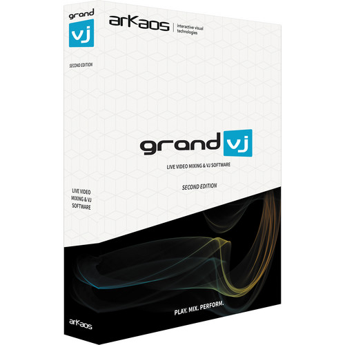 American DJ GrandVJ 2.0 Pro by ArKaos Live Video Mixing Software