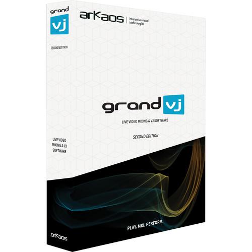 American DJ Arkaos GrandVJ 2.0XT Software