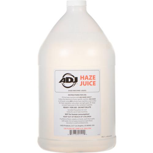 American DJ Haze/G Liquid for Haze Generator Fog Machine (1 gal)