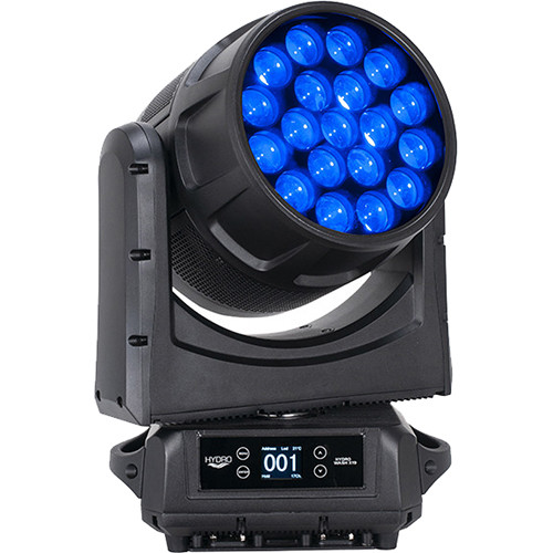 American DJ Hydro Wash X19 IP65-Rated Moving-Head Fixture
