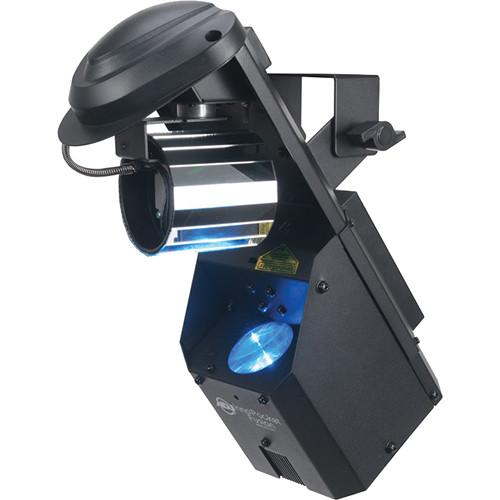 American DJ Inno Pocket Fusion LED Barrel Mirror LED Scanner Light