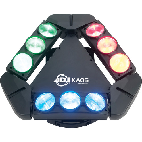 American DJ KAOS Sweeping Beam LED Effects Light