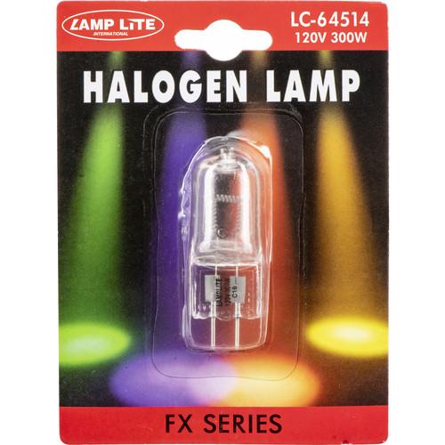 American DJ Halogen Bulb for Aggressor and Vertigo Fixtures (300W/120V)