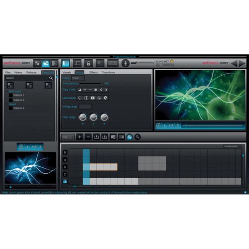 American DJ LEDMaster - Software For Kling-Net Lighting Fixtures