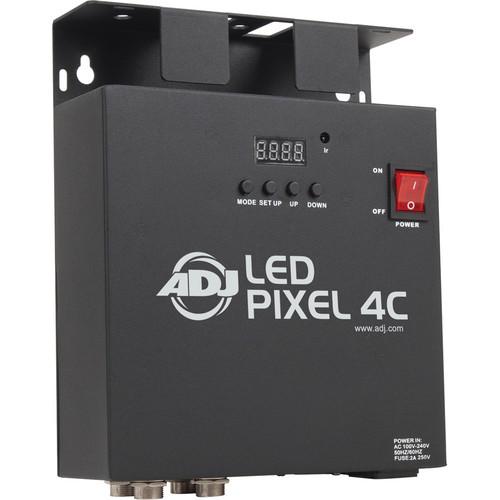American DJ LED Pixel 4-Channel Driver/Controller for LED Pixel Tube 360 System