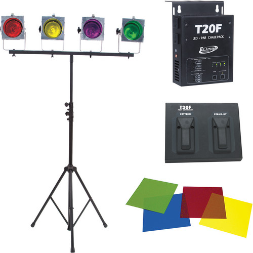 American DJ LS-60/A Portable Lighting Package