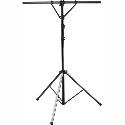 American DJ LTS Color T-Bar Stand with LED Lighting Legs