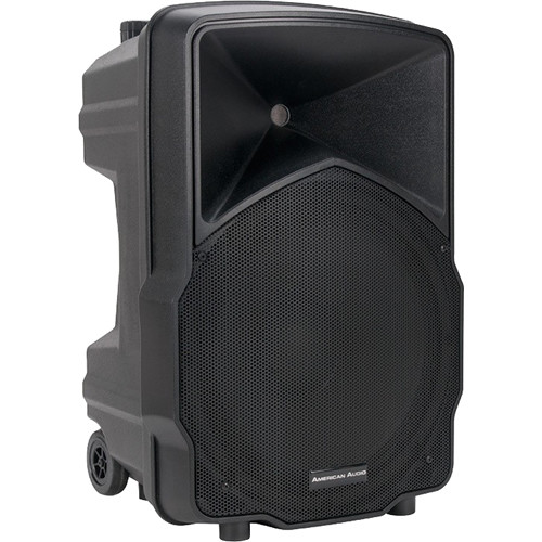 "American Audio LTX15BT 15"" 2-Way Powered Speaker with Bluetooth"