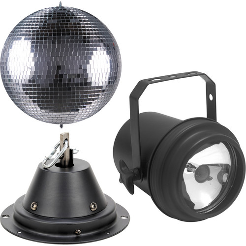"American DJ M-600L 16"" Mirror Ball Package"
