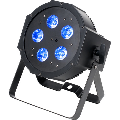 American DJ Mega QPlus Go RGB + UV Battery-Powered LED PAR