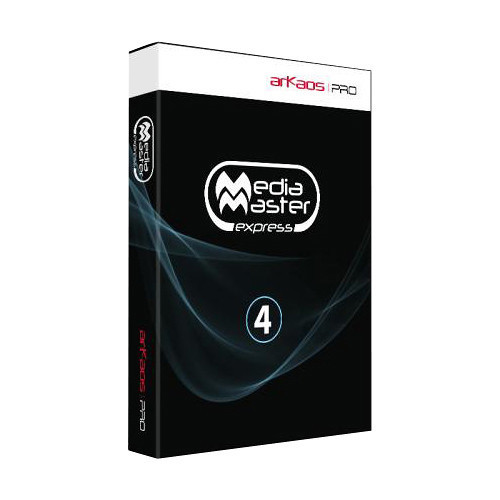 American DJ Media Master Express Software Package