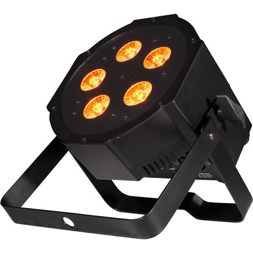 American DJ Mega QA Go Battery-Powered RGBA LED PAR Light